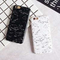 Creative starry printed plastic Case Cover for Apple iPhone 7 7Plus 6 Plus 6 -005-12-Craftonline