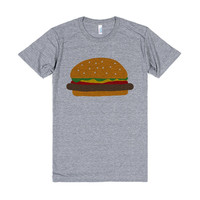 Cute Hamburger T-shirt