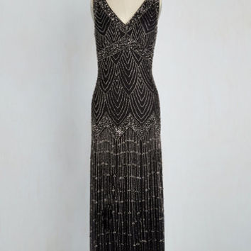 Speakeasy Soiree Dress | Mod Retro Vintage Dresses | ModCloth.com