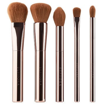 Mind Your Metals Brush Set - SEPHORA COLLECTION | Sephora