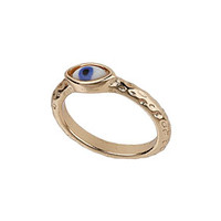 Blue Eye Midi Ring - Jewelry  - Bags & Accessories