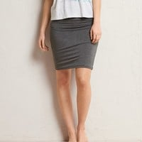 AERIE RUCHED SKIRT