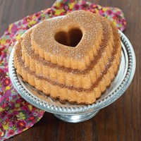 Tiered Heart Bundt Pan by NordicWare