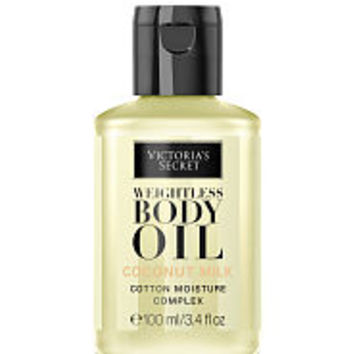 Mini Shea Weightless Body Oil - Victoria's Secret Body Care - Victoria's Secret