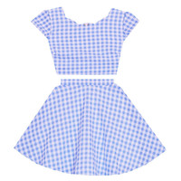 Dorothy 2 Piece Dress – Bonne Chance Collections