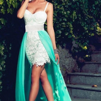 Belle Of The Ball Evening Gown
