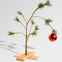 fredflare.com | 877-798-2807 | Charlie Brown Christmas tree