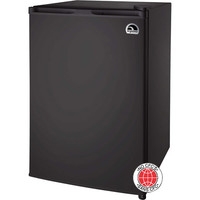 Walmart: Igloo 2.8-cu ft Refrigerator, Black