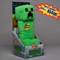 J!NX : Minecraft Creeper Plush Toy