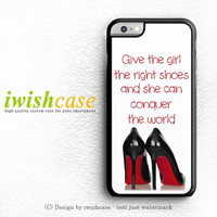 Marilyn Monroe Quote iPhone 6 Case iPhone 6 Plus Case Cover