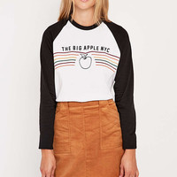 Big Apple Baseball T-shirt - Urban Outfitters