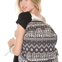 Brandy ♥ Melville |   Tribal Backpack - Just In