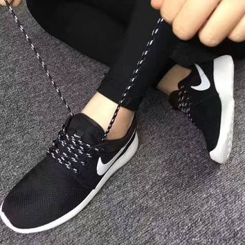 """NIKE"" Fashion Casual Olympic London Light Breathable Unisex Sneakers Couple Running S"