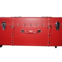 The Sorority College Dorm Trunk - Red