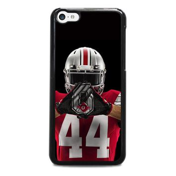 OHIO STATE BUCKEYES FOOTBALL iPhone 5C Case Cover