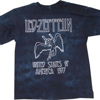 Led Zeppelin USA Tour 1977 T-Shirt | Vintage Classic Rock T-Shirt
