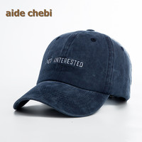 [aide chebi]Summer Korean version of the new unisex fashion baseball caps casual hat sun wild gesture of love millinery snapback