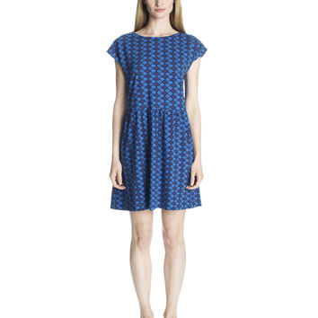 KIILTSI MARIMEKKO DRESS BLUE