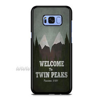 Welcome to Twin Peaks iPhone cases Twin Peaks iPad cases Samsung Galaxy Cases
