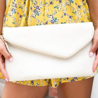 Stella Handbag in Cream