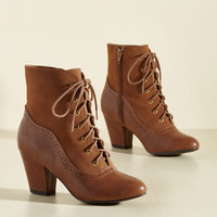From the Same Cloth Boot in Caramel