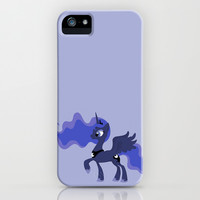 Princess Luna iPhone & iPod Case by Citron Vert