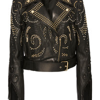 Fringe And Studded Jacket | Moda Operandi