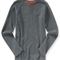PS from Aero  Kids' Long Sleeve Activate Thermal Tee