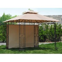Sunjoy Target Gardenscape Gazebo Privacy Panel