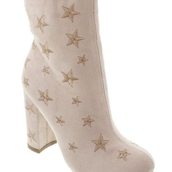 Yama-01 Star Ankle Bootie