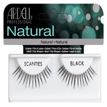 Ardell Eyelash Scanties, Black