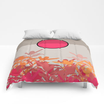 Summer Time 4 Comforters by NaturalColors