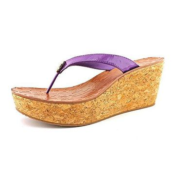 Tory Burch Women Wedge Thora Wedge Sandals