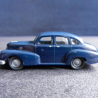WIKING, Oldtimer, Opel Kapitän 51, model car 1:87, track HO