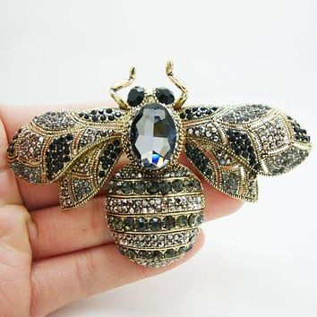289c98369c Shop Bee Brooch on Wanelo