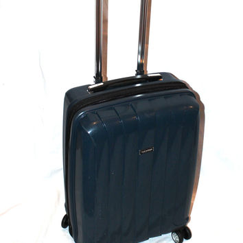 "Ricardo Beverly Hills 26"" Carry-on Hardside Spinner Luggage - Blue"