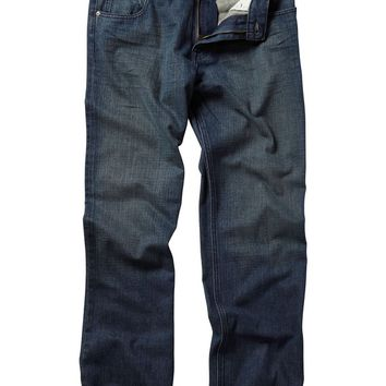 "Quiksilver - Double Up Jeans, 32"" Inseam"