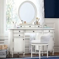 Vanity Tables, Makeup Vanities & Make Up Vanities | PBteen