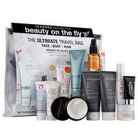 Sephora Favorites Beauty on the Fly The Ultimate Travel Bag Face, Body & Hair