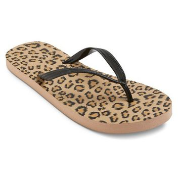Women's Letty Flip Flop Sandals - Assorted Colors : Target