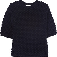 Chloé | Bobble-knit sweater | NET-A-PORTER.COM