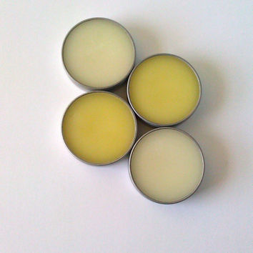 Wedding Shower Party Favors - Mint and Chocolate Lip Balms