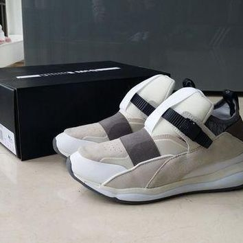 PEAPON3A VAWA Puma MCQ CELL MID Casual Shoes 360519 Sneaker Grey White