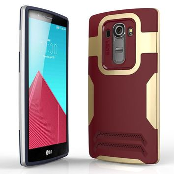 INGRAM Gram3 Heroes Shock-Absorbing Case for LG G4