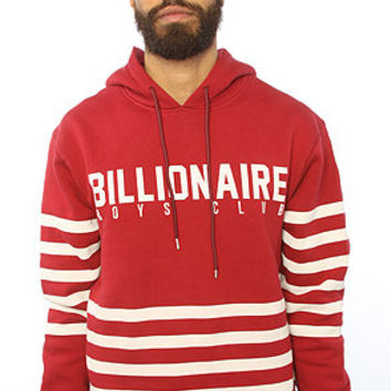Billionaire Boys Club The Ruler Pullover Hoody in Burgundy : Karmaloop.com - Global Concrete Culture