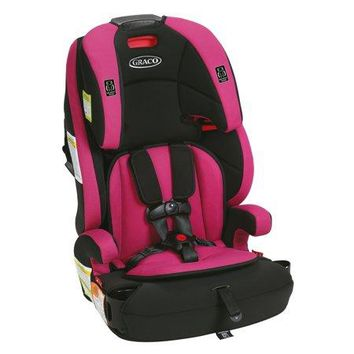 Graco Wayz 3-in-1 Harness Booster Car Seat, Lyla