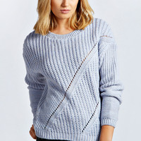 Lily Chunky Cable Knit Jumper
