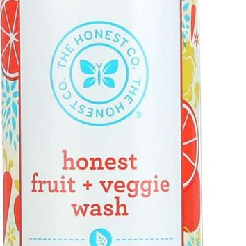 The Honest Company Honest Fruit And Veggie Wash - 8 Oz