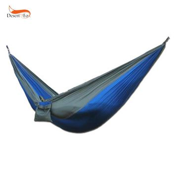 2 People Portable Parachute Hammock Camping Survival Garden Flyknit Hunting Leisure Hamac Travel Double Person Hamak
