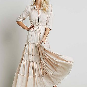 Carolina K Womens Nathalie Dress